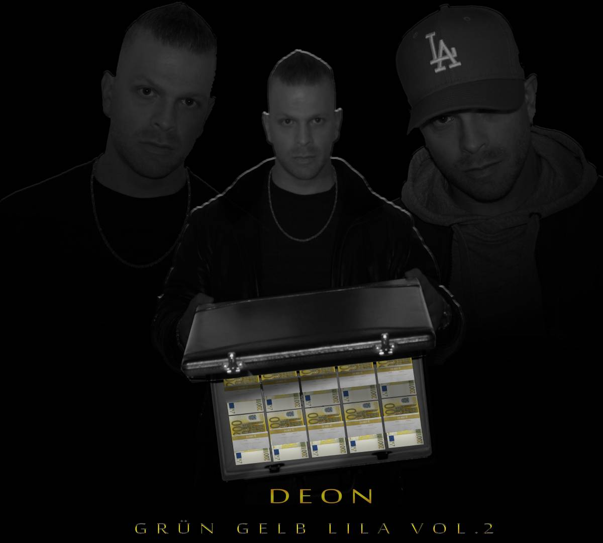 Deon 040 - Cover Gelb