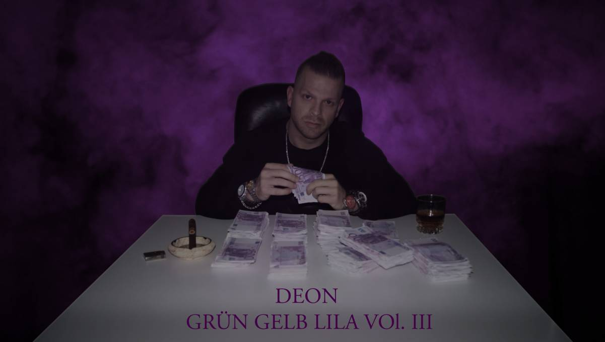 Deon 040 - Cover Lila 1